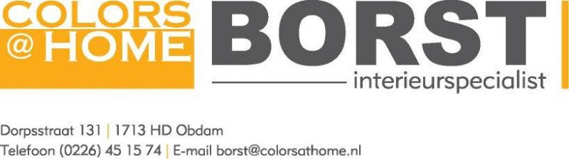 Borst Colors@Home